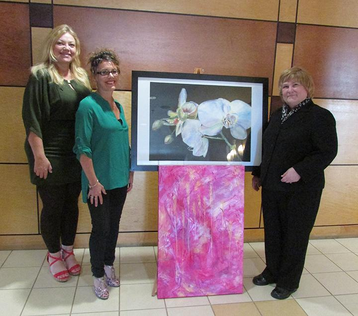 Springhill Suites Hosted Award Winning Artists